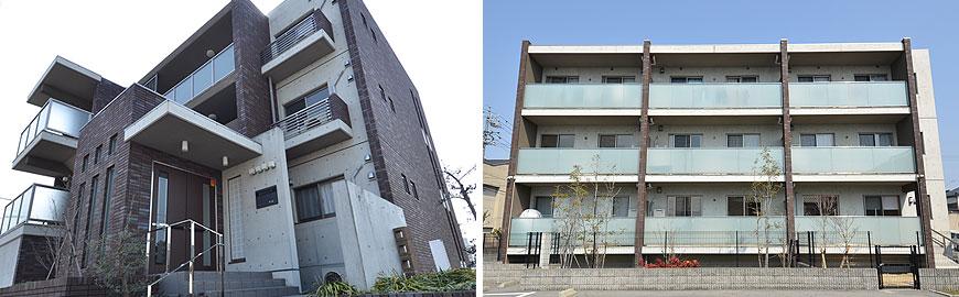 春日井市の平安(HEIAN)の外観写真