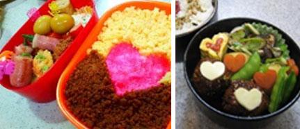 朝は床暖房付のリッチなキッチンで愛妻弁当もがんばっちゃうよ。中身はナイショ!お昼までのお楽しみでーす!!