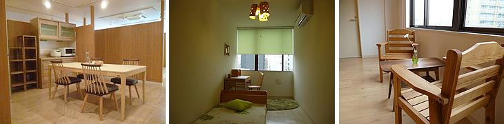 4階のコンセプトは趣味を楽しむ空間。