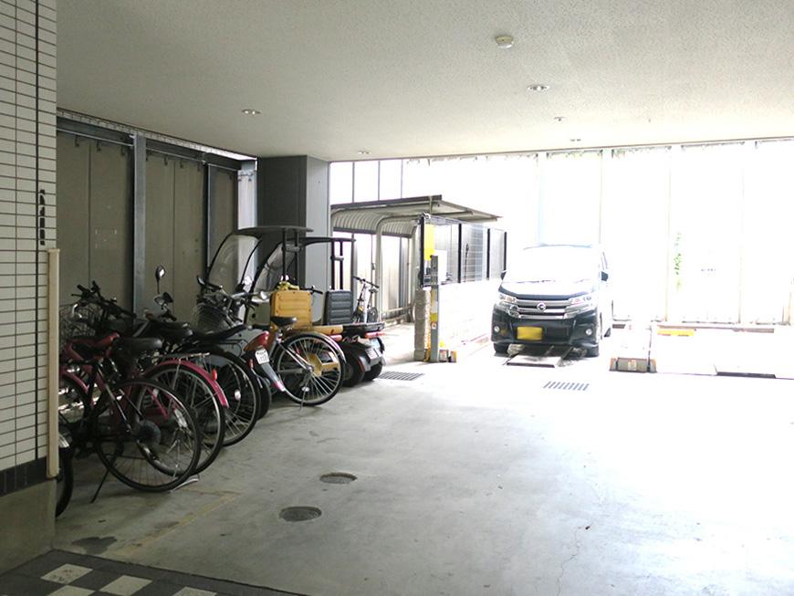 3_駐輪場