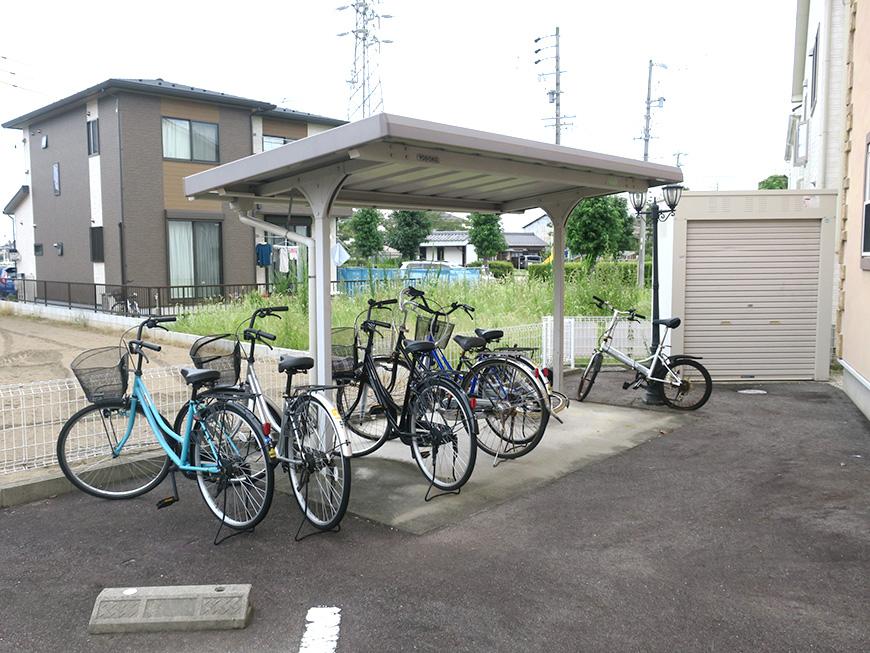 04_自転車置き場