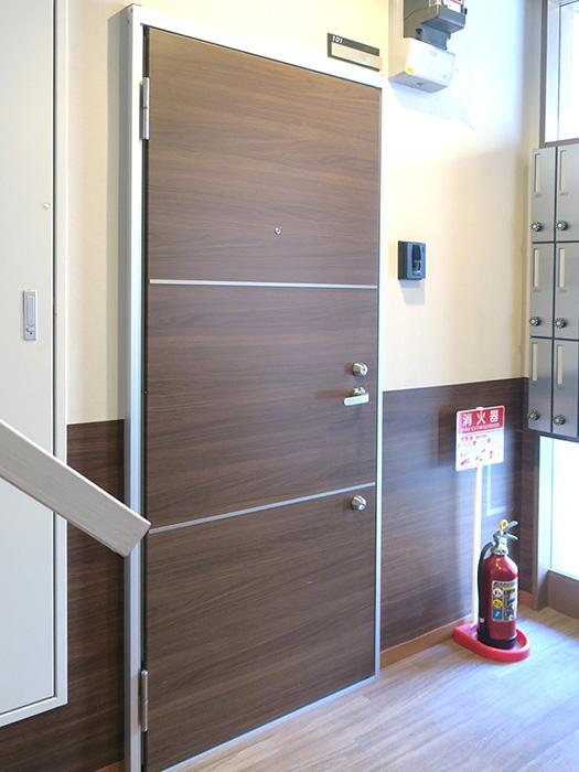 ヴァンクールKUROKAWA_ドア