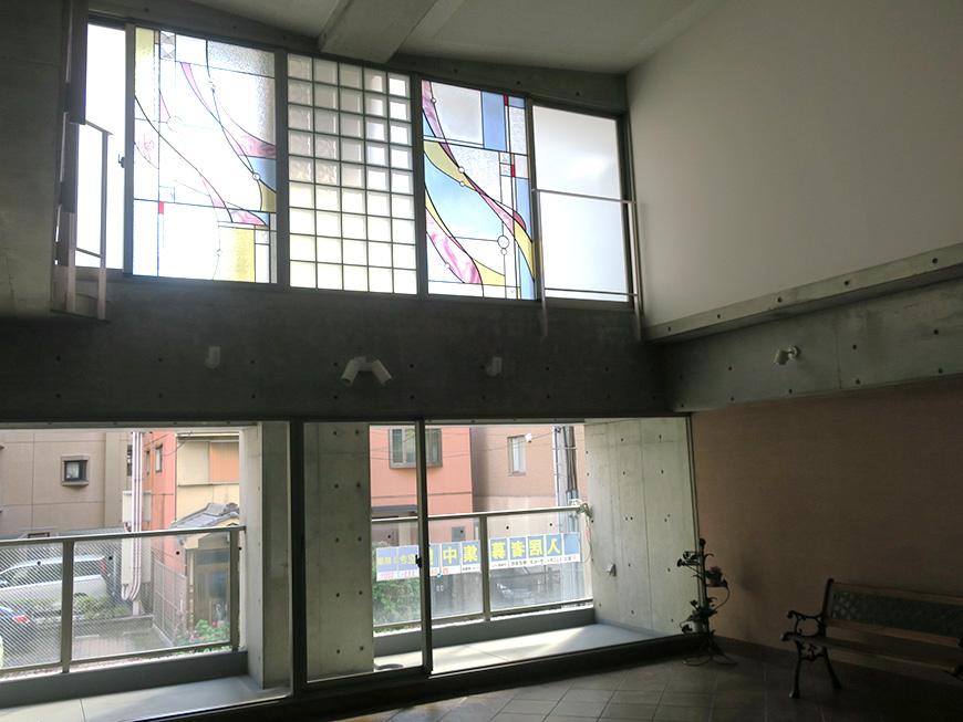 エントランスホール04