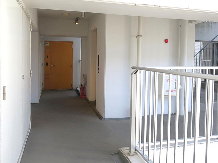 7_共用部廊下