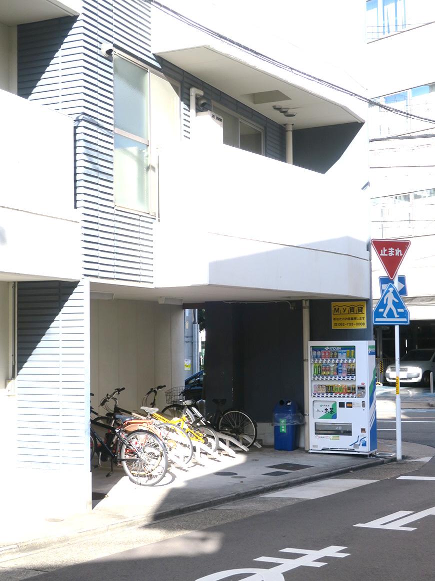 2階の場所