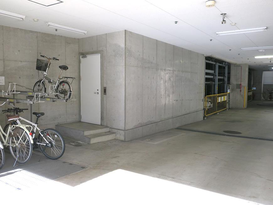 11_駐輪場