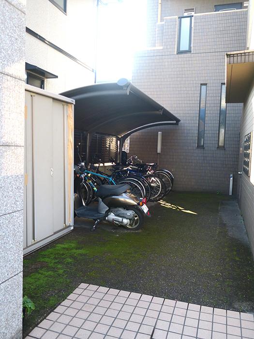 14_自転車置き場
