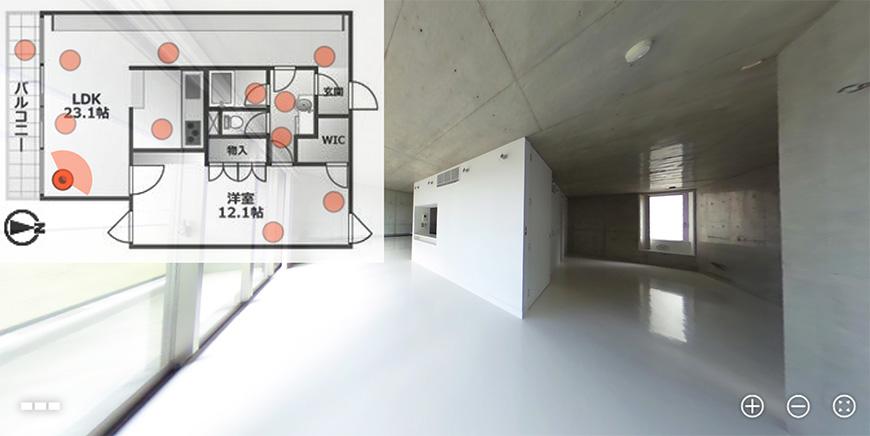 The Apartment Lif F2号室アイキャッチ