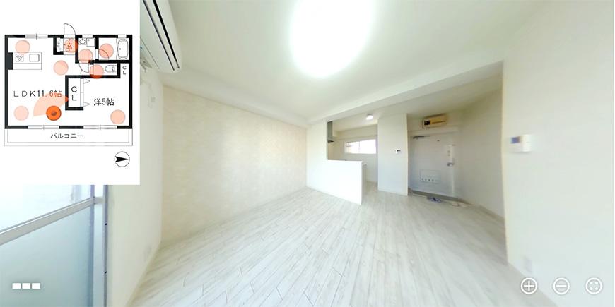 神谷BLD_5F号室アイキャッチ