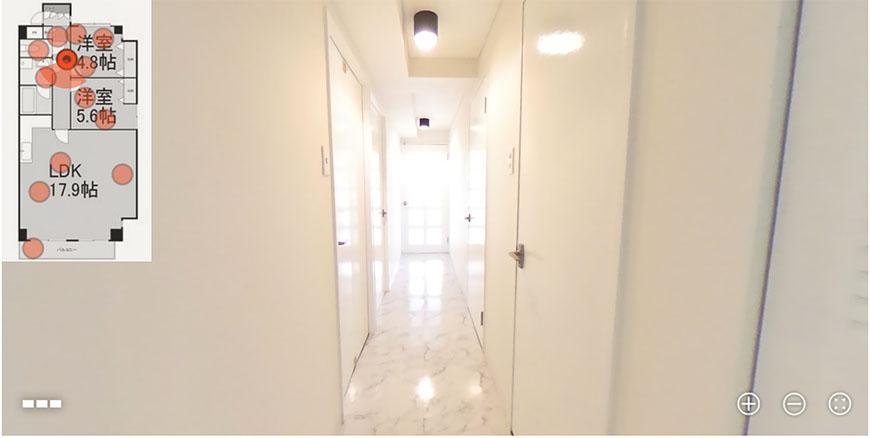 アーバンハイツ豊前303号室