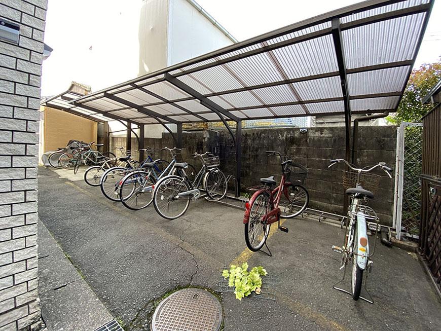 アーバンハイツ豊前自転車修正版