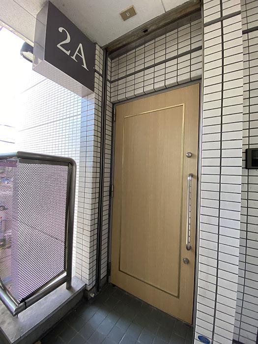 サンシャイン中郷2A号室