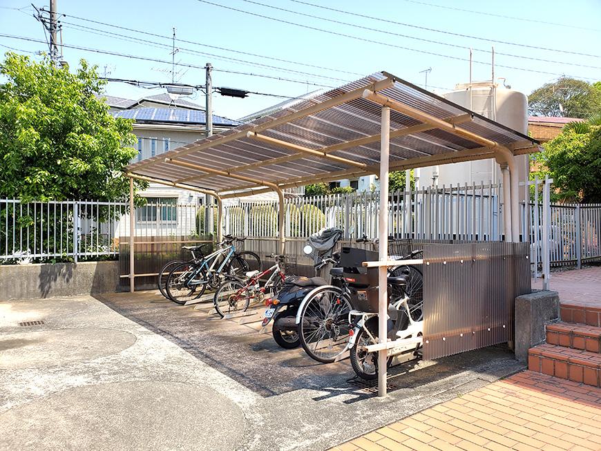 5_駐輪場