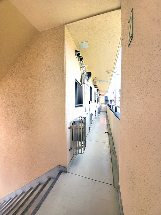 共用部_階段廊下