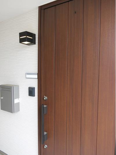 おしゃれな玄関ドア。ba001_img16