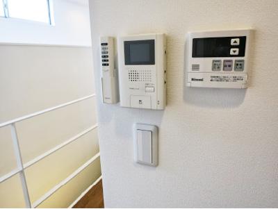 TVモニターフォン完備。ba001_img17