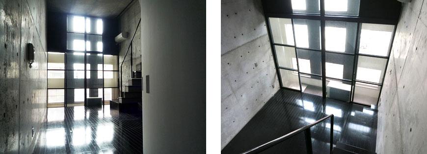 405号室は間取りやキッチン、お風呂のデザインが少し異なります。