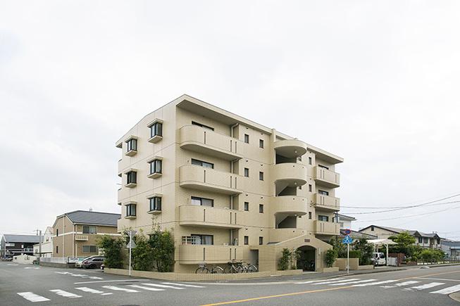四階建てマンション「優美」8a0a2489_1