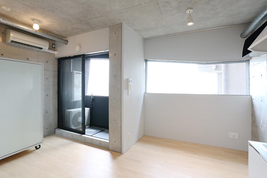 シンプルで無機質なコンクリの壁や天井8a0a4550_1