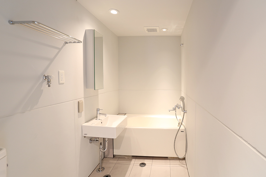 この部屋の一番かっこいいと思う、バスルーム8a0a4595_1
