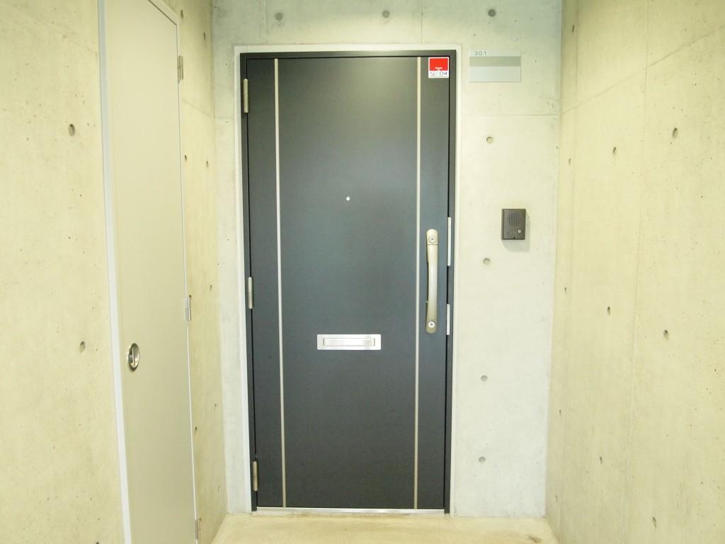 モダンデザインな301号室