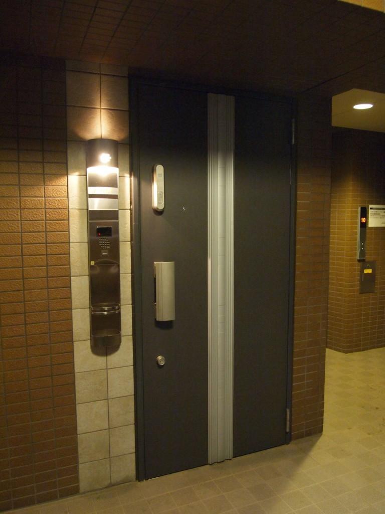 1003号室玄関ドア