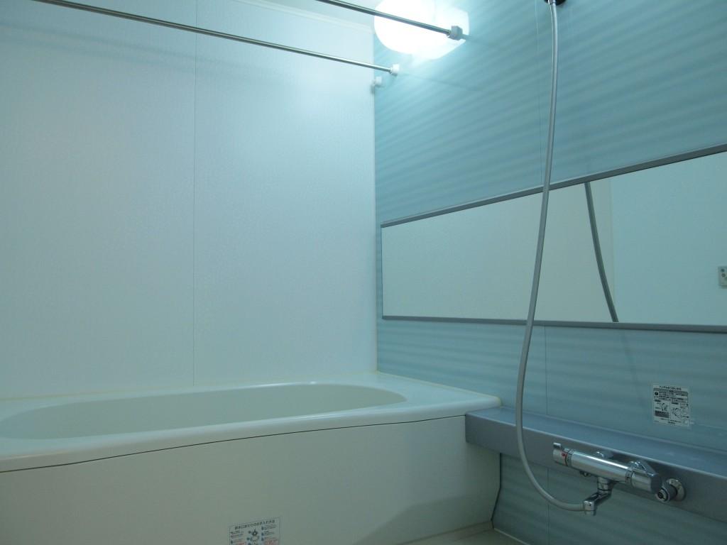 浴室乾燥機付きゆったり浴室