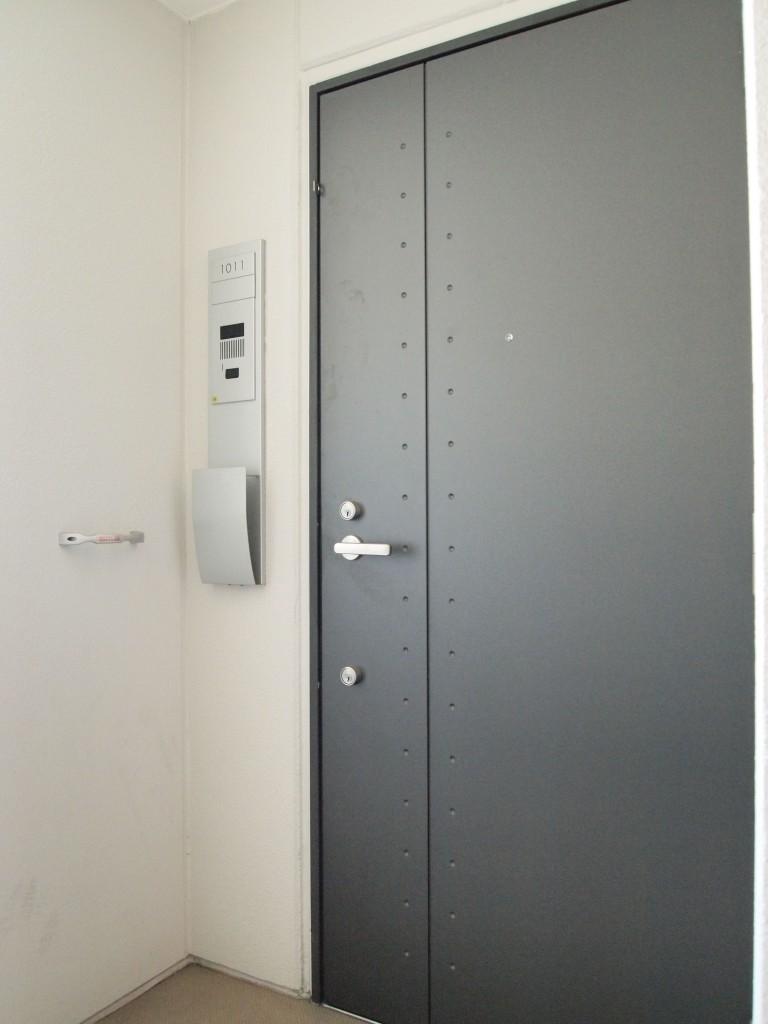 スマートな玄関