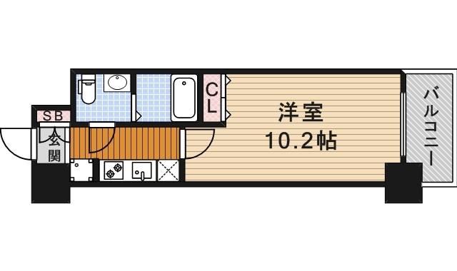 プライムアーバン栄906号室