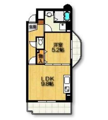 フォレスト本山703号室