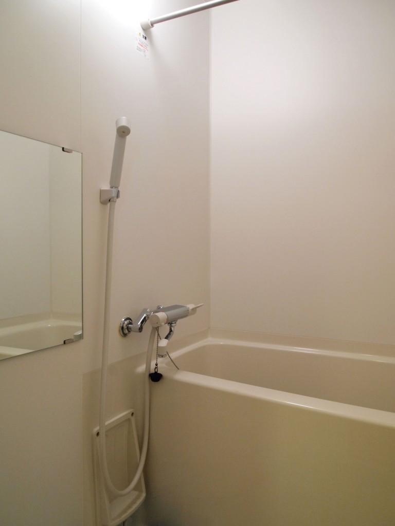 ミストサウナ付きの浴室OLYMPUS DIGITAL CAMERA