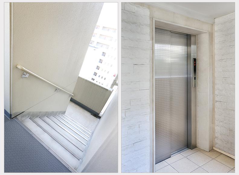 階段もちゃんと光がわ回る設計にerev_step_870