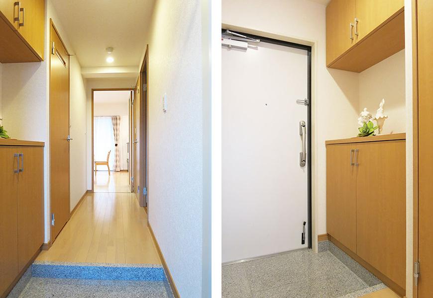 玄関にもしっかりと収納スペースtokubo_06