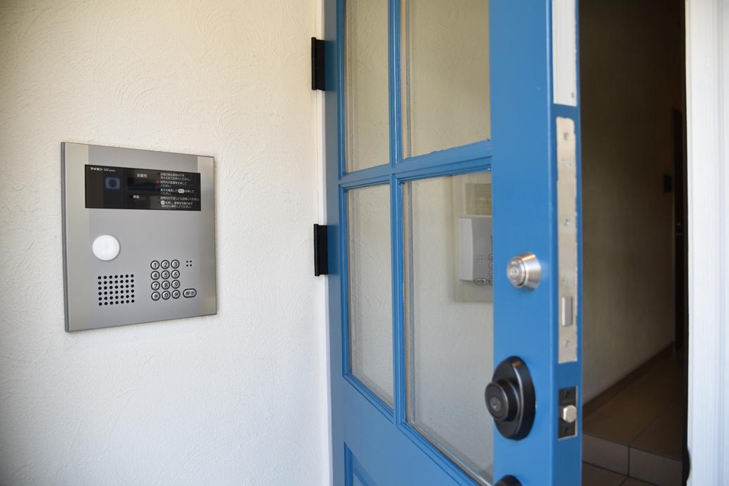 安心・安全のセキュリティ設備でお客さまにも安心して頂けます_DSC_2297