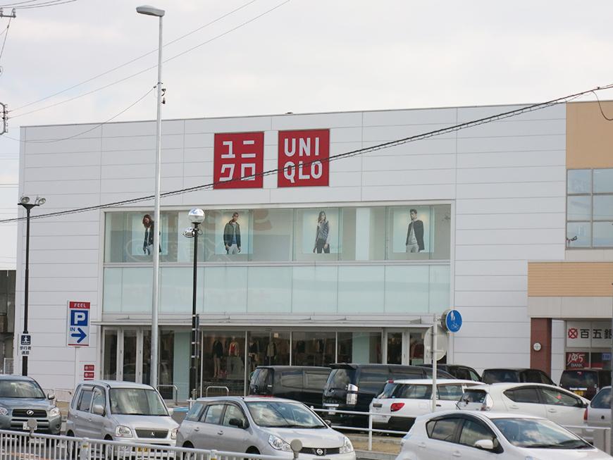 【衣料品】ユニクロ中川富田店IMG_2003