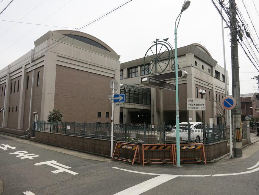 中村公園駅からの道順をご案内します。IMG_2469