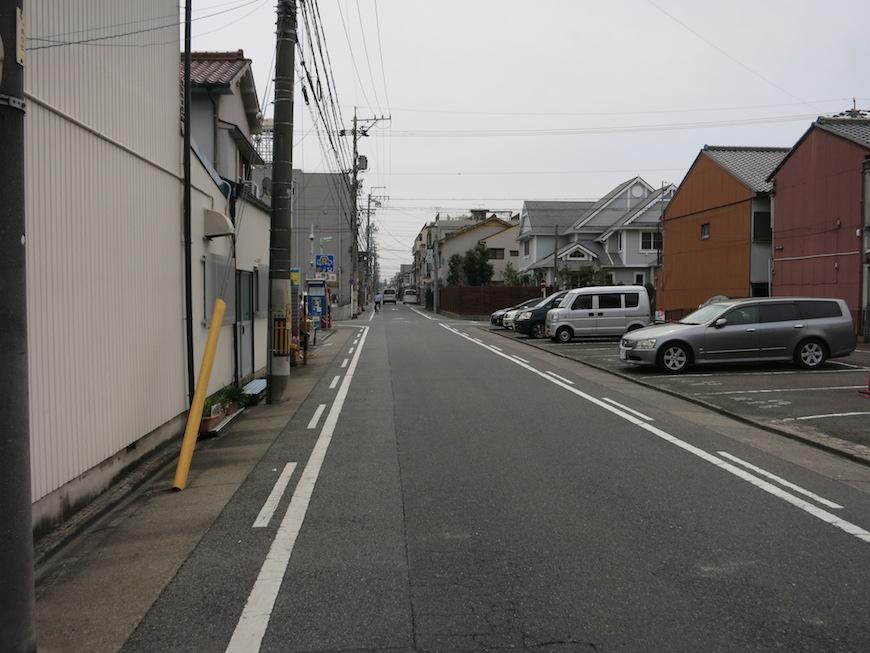 中村公園駅からの道順をご案内します。IMG_2473