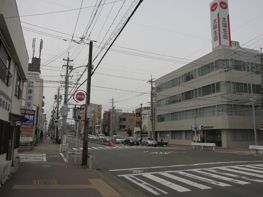 中村公園駅からの道順をご案内します。IMG_2474
