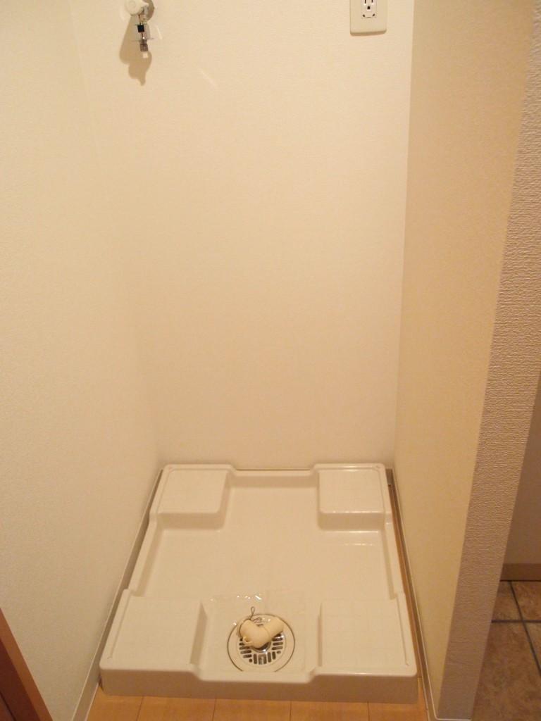 洗濯機置き場OLYMPUS DIGITAL CAMERA