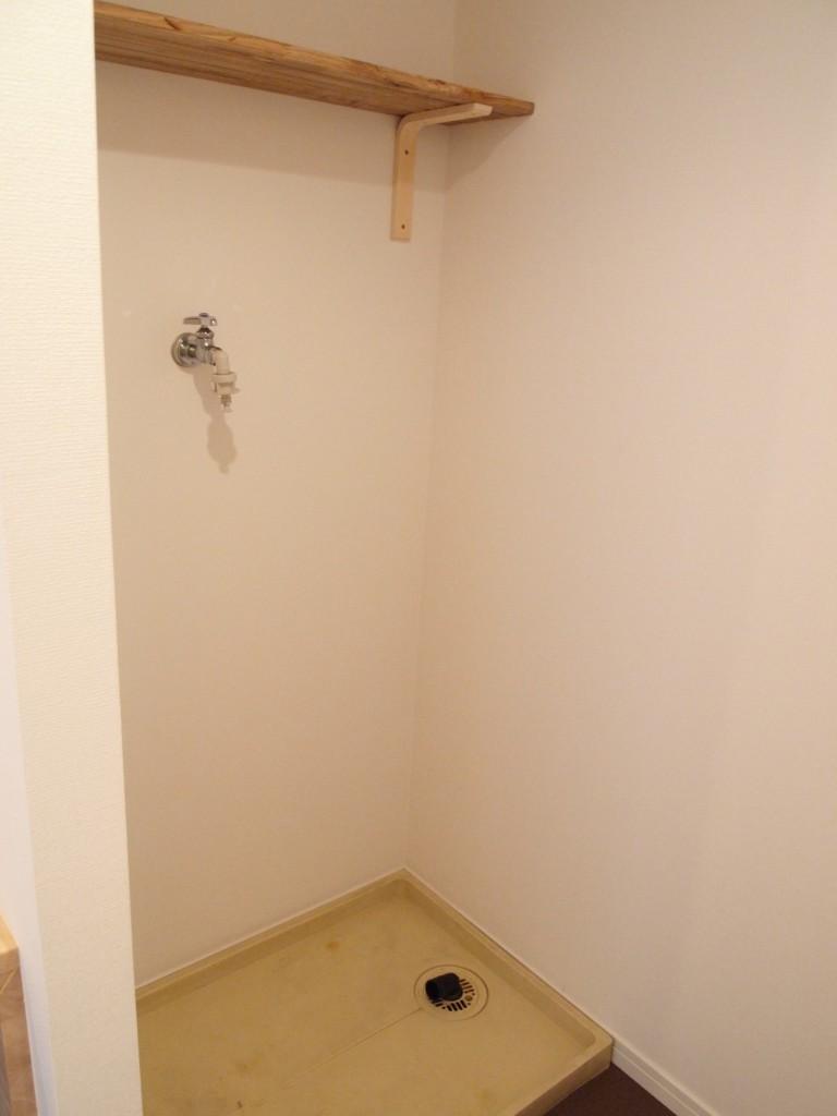 洗濯機置き場P3049105