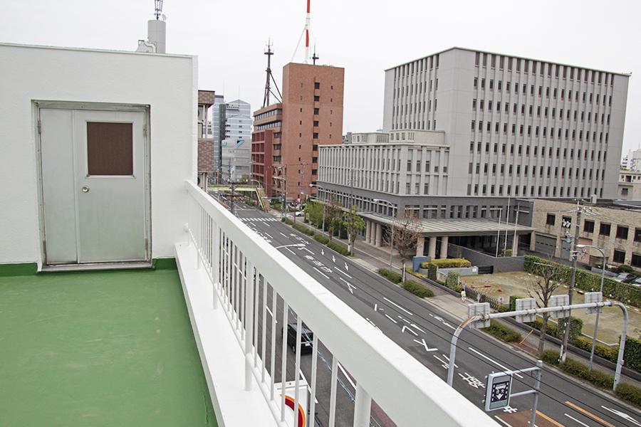 法令堂ビルの屋上に到着!_MG_5442s
