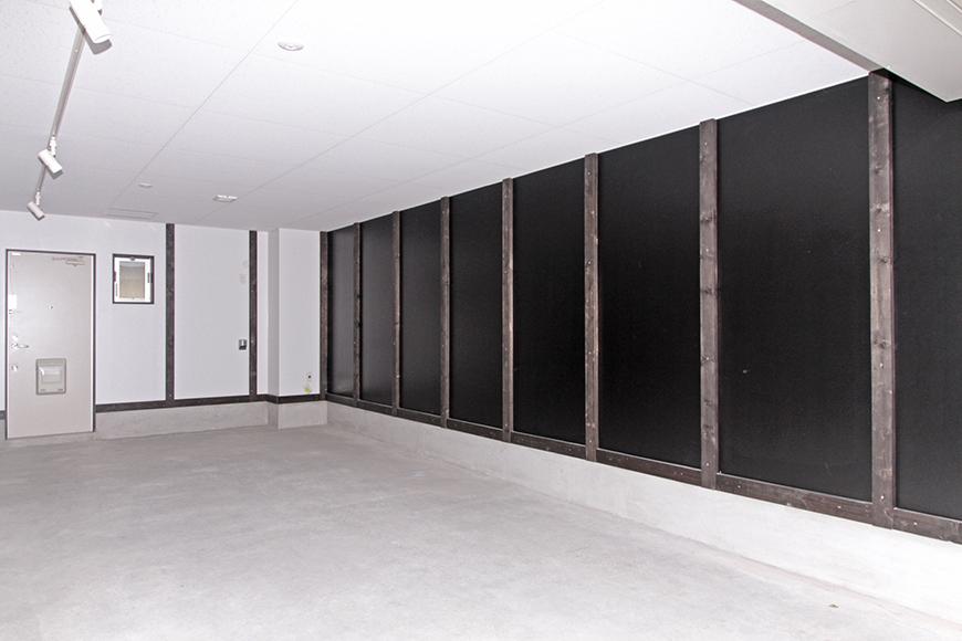 黒の壁がカッコ良さ、渋さ満点!_MG_6677