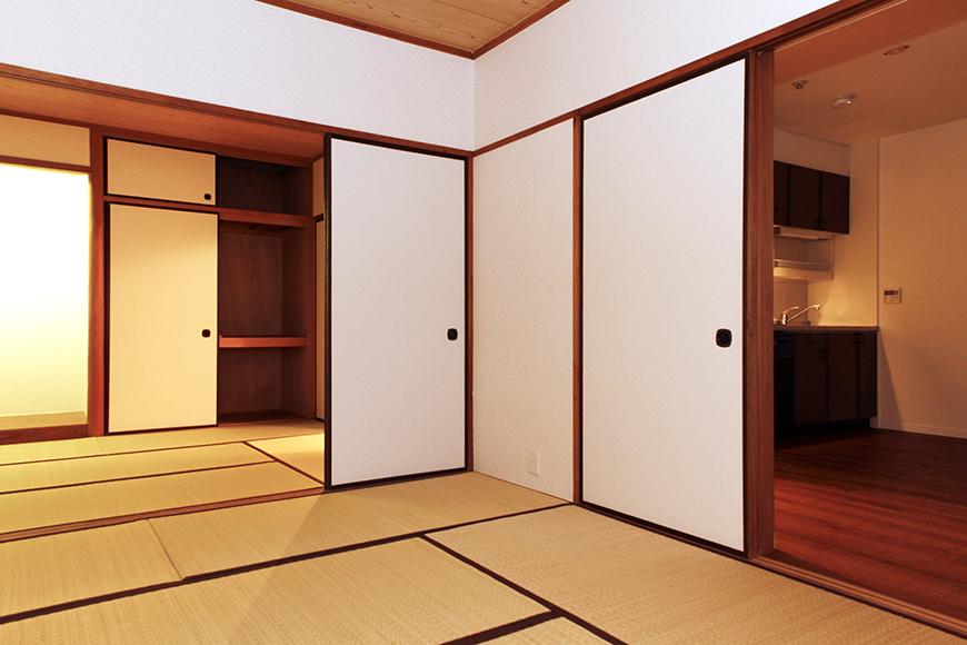 リビングと隣合い、二間続きの和室_MG_0105