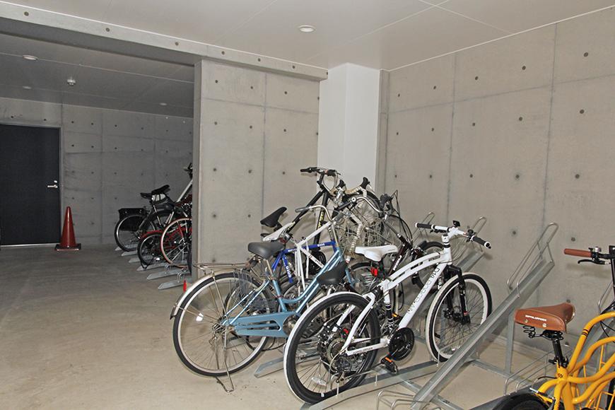 自転車置き場です_MG_0790