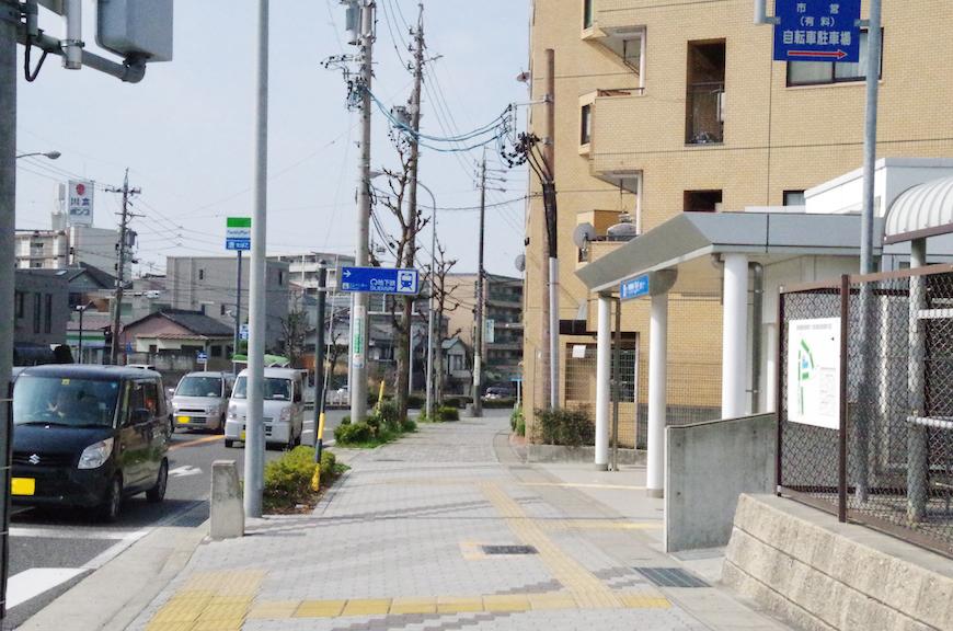 瑞穂運動場東駅