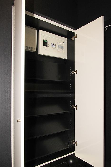 玄関のシューズボックスをオープン_MG_2481