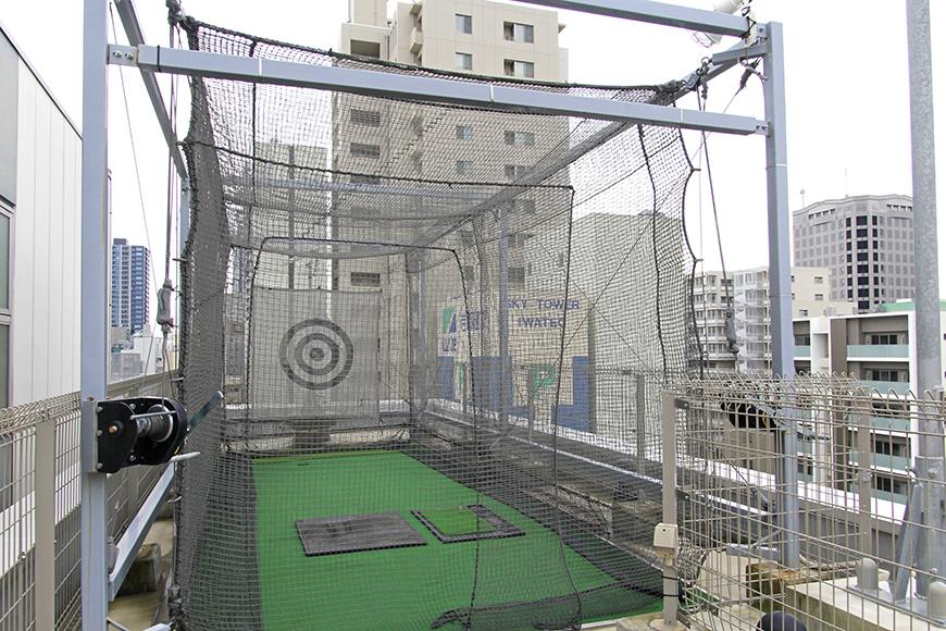 屋上ゴルフ練習場もあります!(要予約)_MG_3084