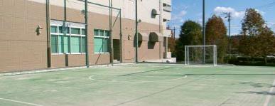 守山スポーツセンター_フットサルコート