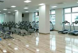 守山スポーツセンター_トレーニング室