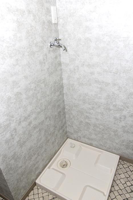 室内洗濯機置き場もオシャレで素敵!_MG_0041
